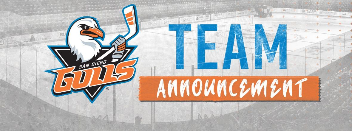 Statement from the San Diego Gulls