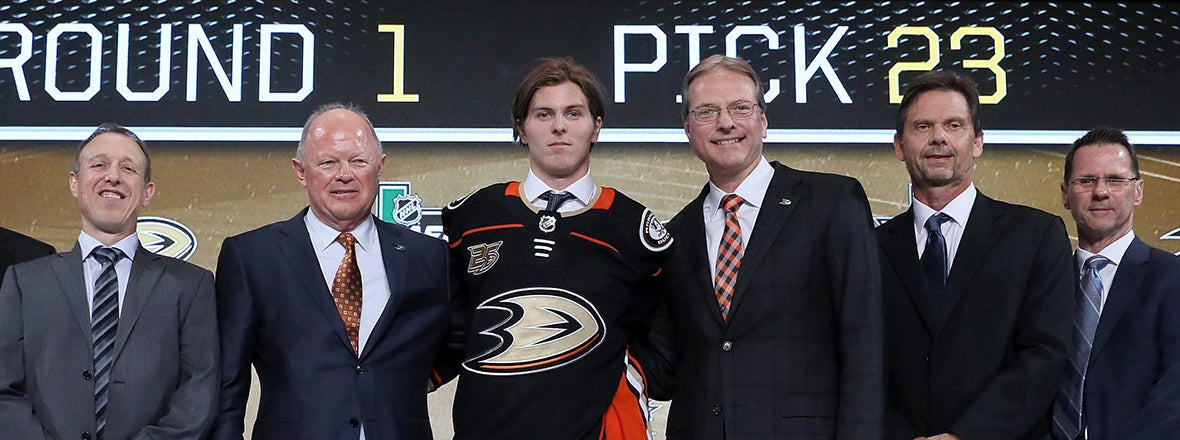 Ducks Organization Developing Through the Draft