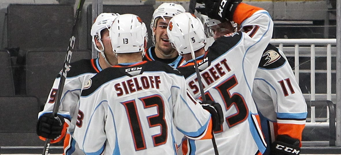 FINAL: Gulls 4, Barracuda 3