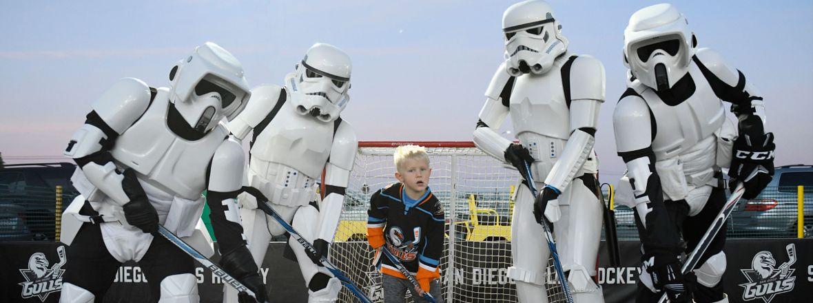 Star Wars: The Battle for Pechanga Arena