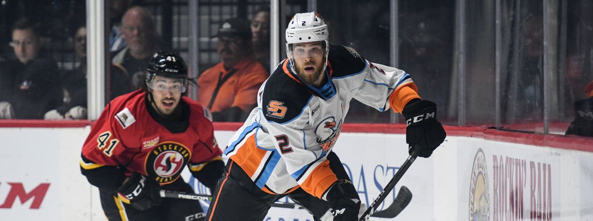 Gulls Fall to Heat in Home Opener