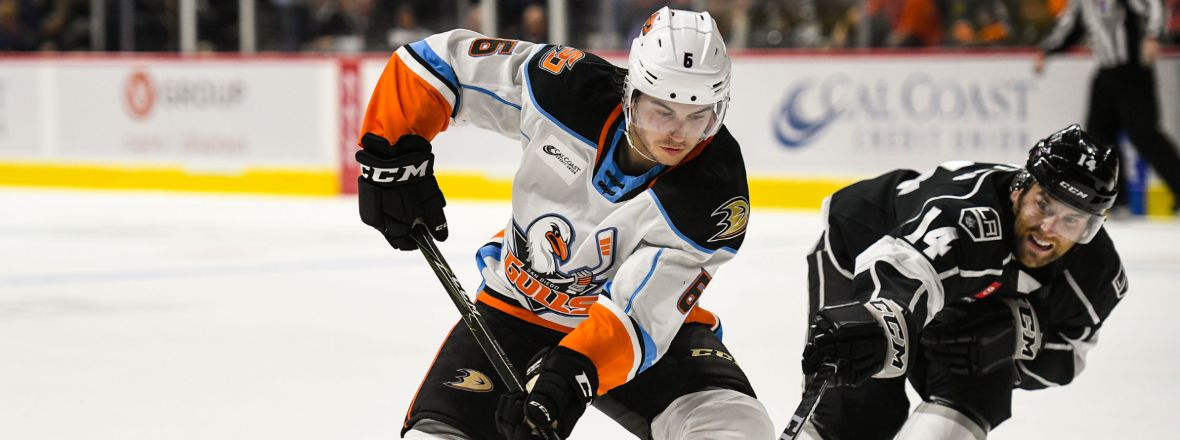 Ducks Reassign Mahura to San Diego