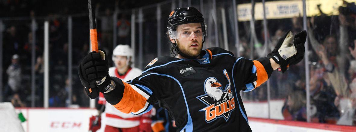 Ducks Reassign De Leo to San Diego