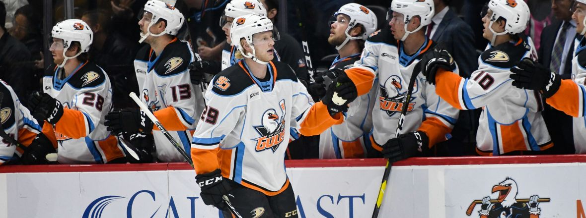 Gulls Release Pollock from PTO