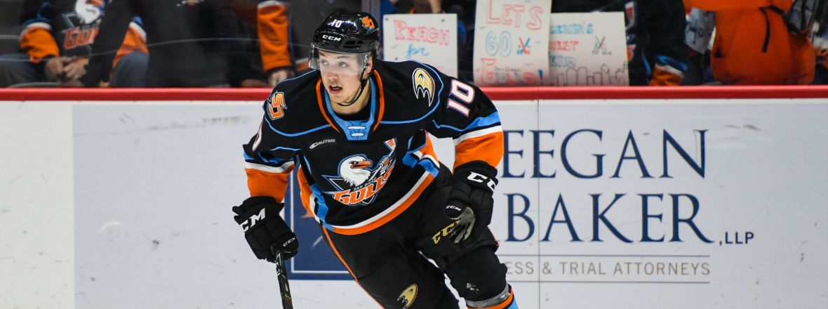 LIVE: Gulls, Condors Tied 2-2 In Second Period