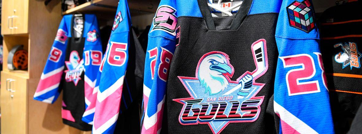 Rad - 80s Night Takes Home AHL Award