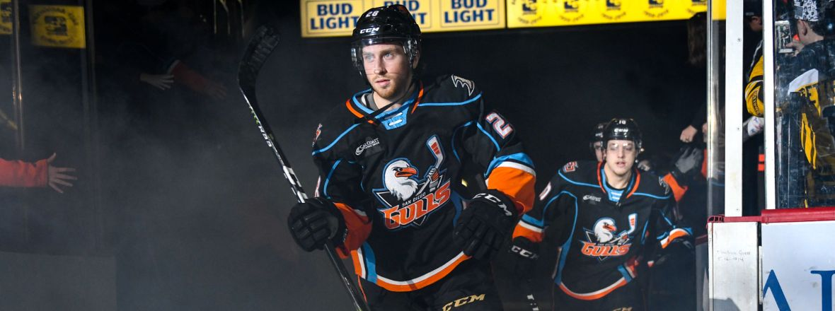 LIVE: Gulls and Roadrunners Underway!