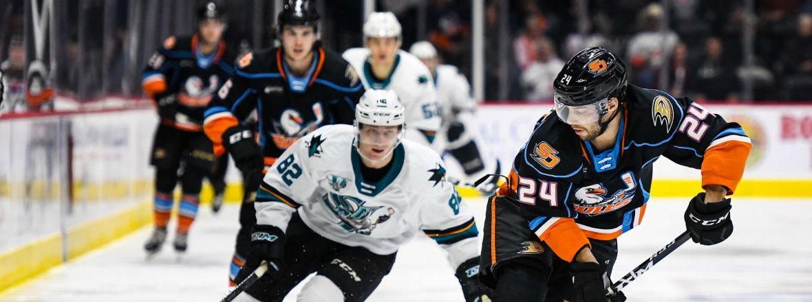 Johnston's Reconnect at Rivalry Series in Anaheim