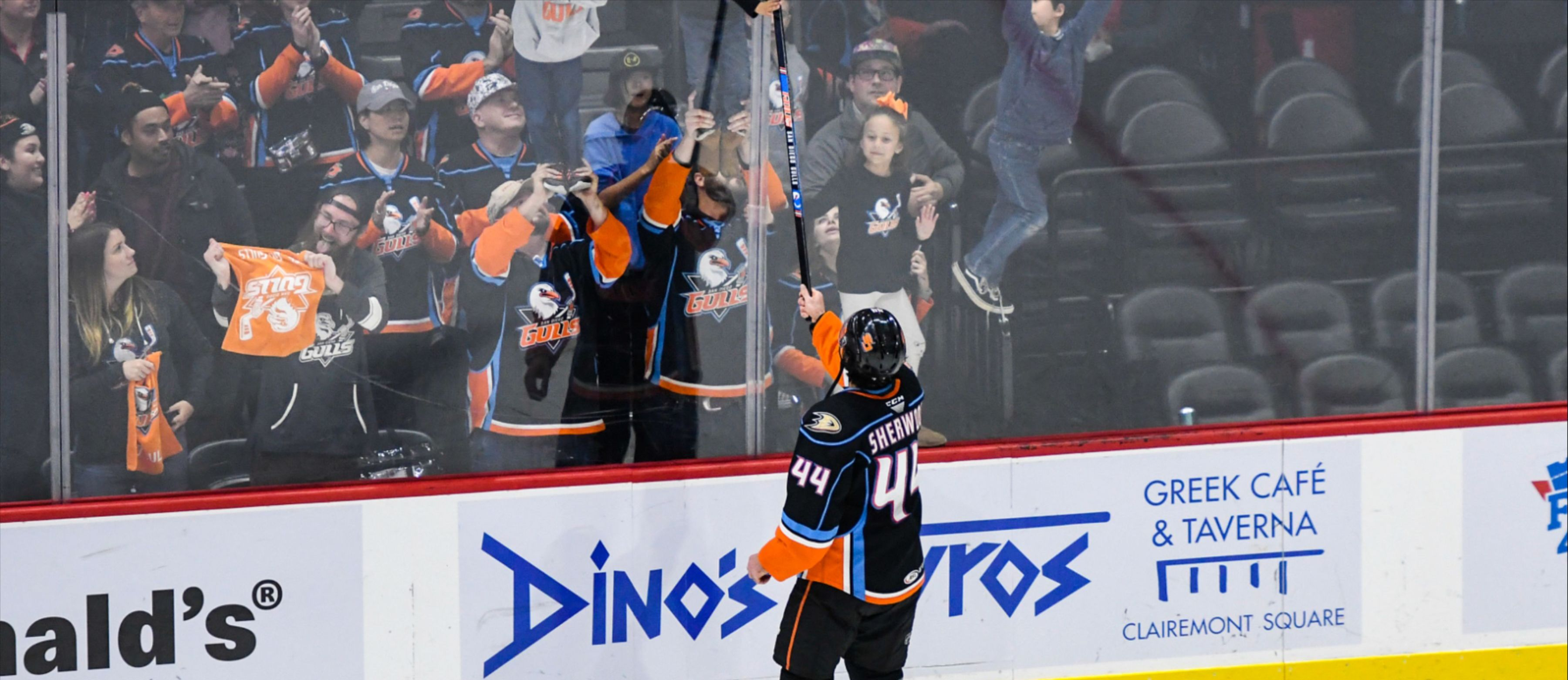 San Diego Gulls Receives 2019-2020 AHL Outstanding Fan Experience Award