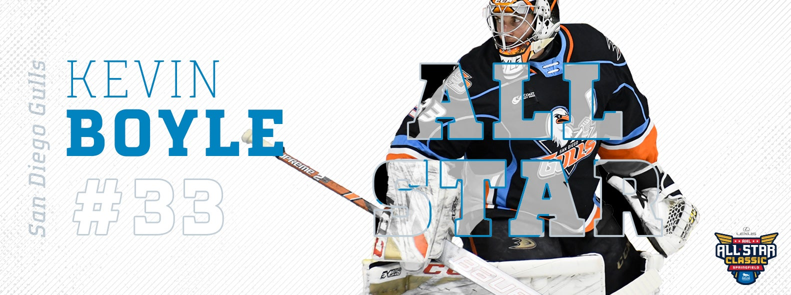 Boyle Added to AHL All Star Roster
