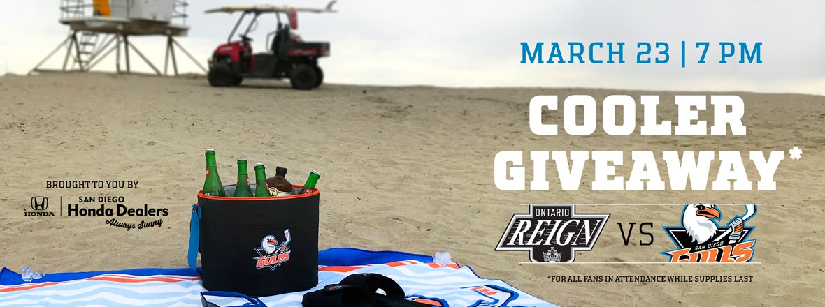 Beach Cooler Giveaway!