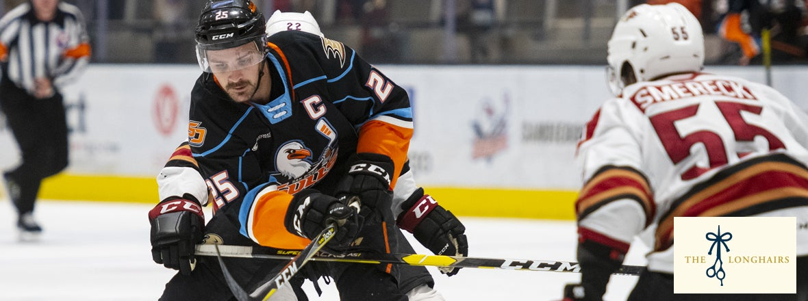 LIVE: Gulls, Roadrunners Tied 1-1 On The CW San Diego