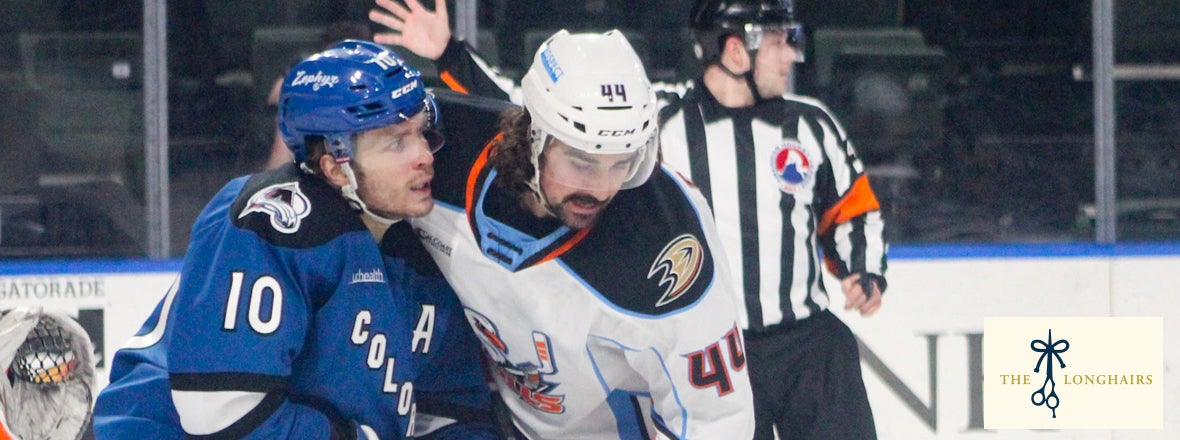 LIVE: Gulls Cage Eagles With OT Win