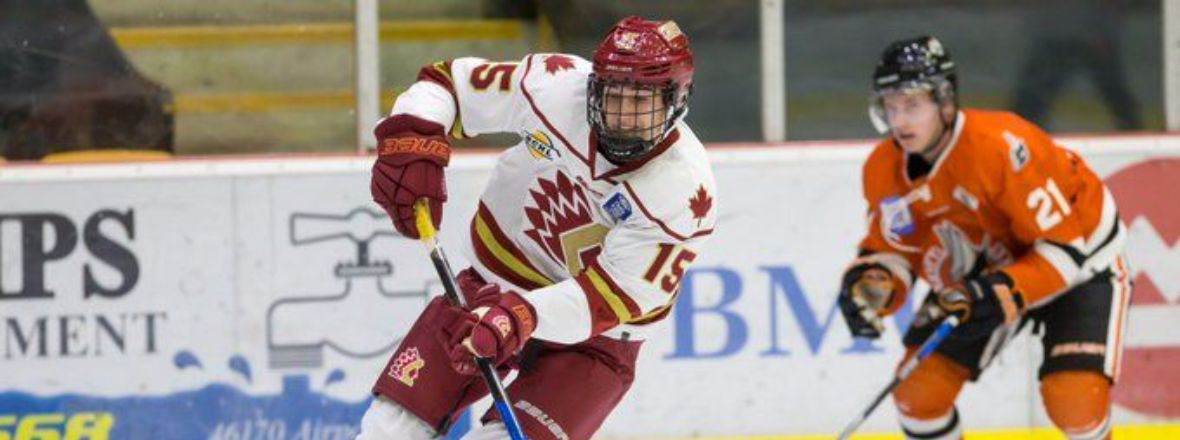 Ducks Select Ethan Bowen with 207th Overall Pick