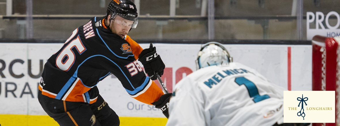 Gulls Take Down Barracuda 7-3