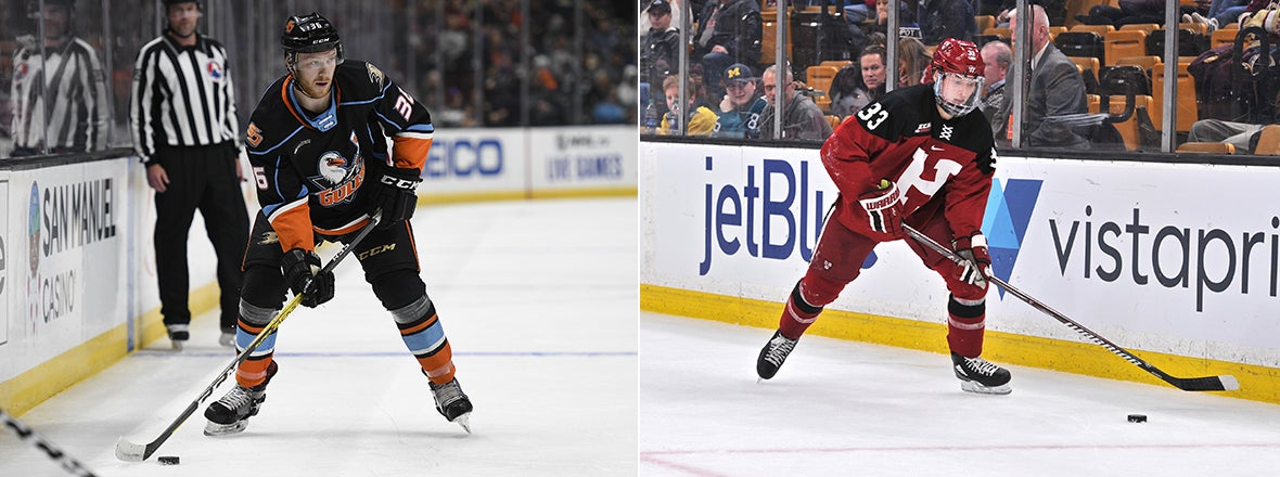 Ducks Sign Drew, Badini to ELCs