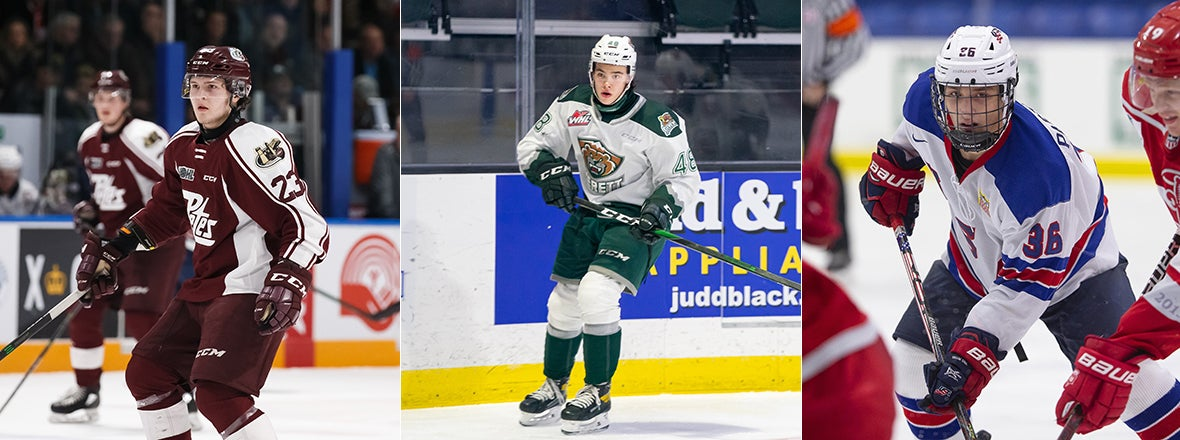 Ducks Sign Three To Entry-Level Contracts