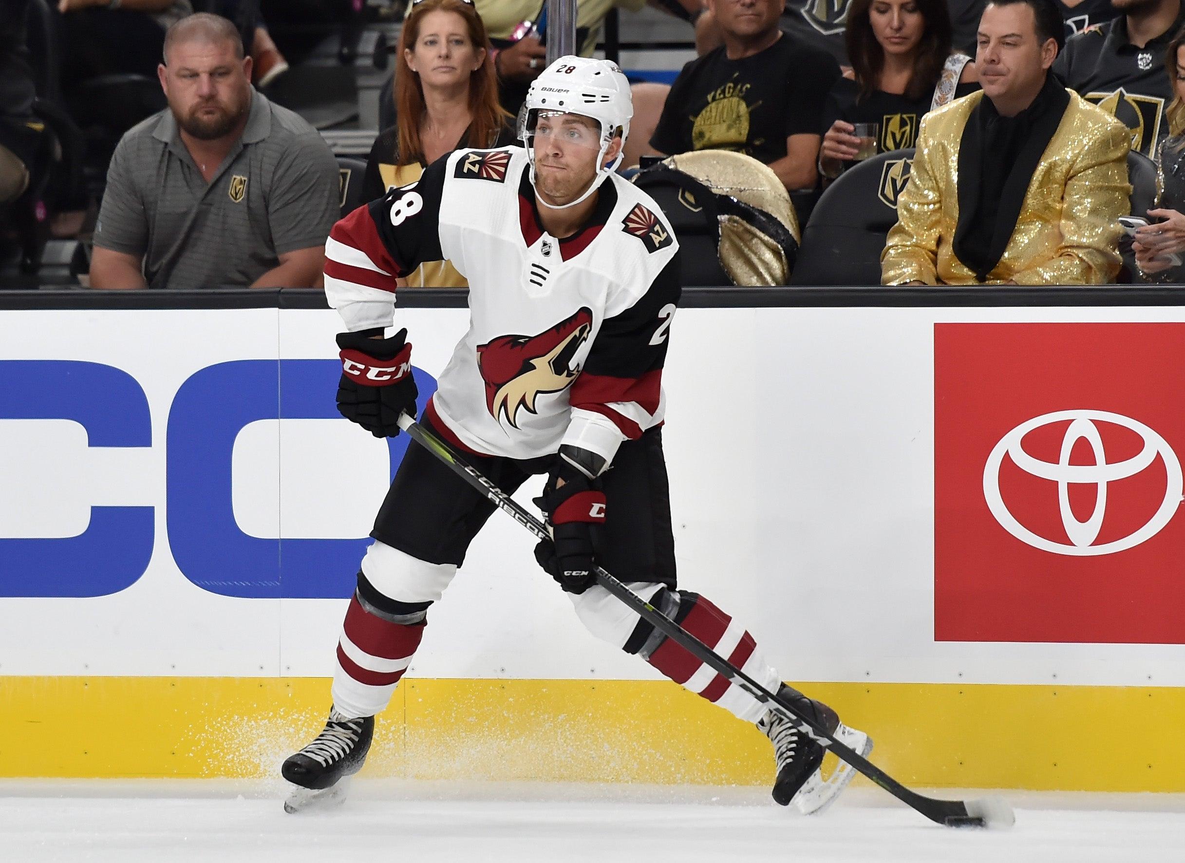 Ducks Acquire Trevor Murphy