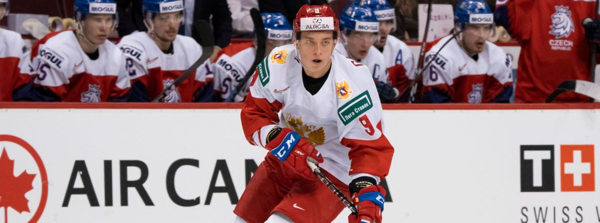 Ducks Pick Galimov with 129th Overall Selection