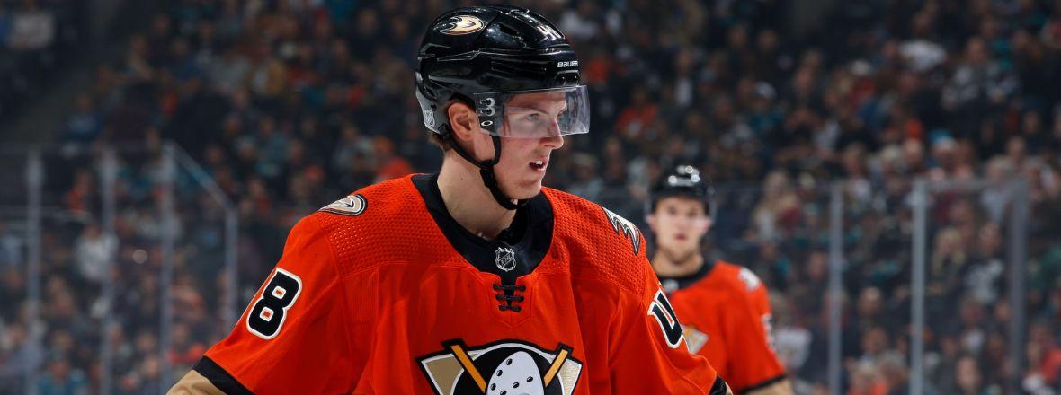Ducks Reassign Lundestrom to Gulls