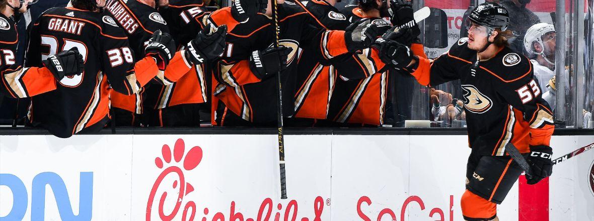 Ducks To Select Third At 2021 NHL Draft