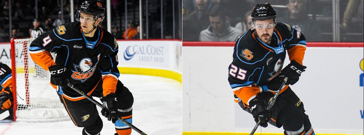Ducks Sign Guhle, Carrick to Contract Extensions