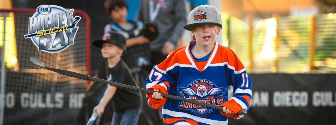 Third Annual Hockey Day SoCal To Take Place Feb. 1