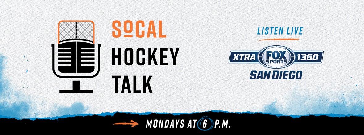 Chelios, Pankowski Join Tonight's SoCal Hockey Talk
