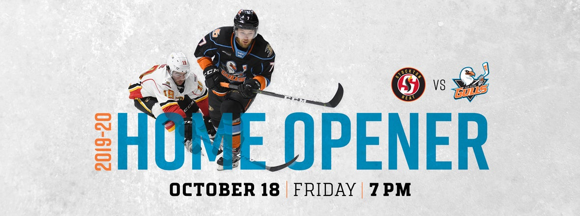 Gulls to Celebrate Home Opener This Friday