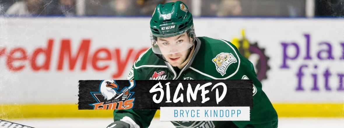 Ducks Ink Kindopp To ELC