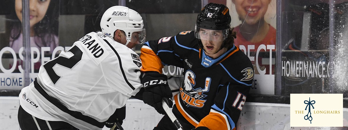 LIVE: Gulls Fall To Reign 7-4