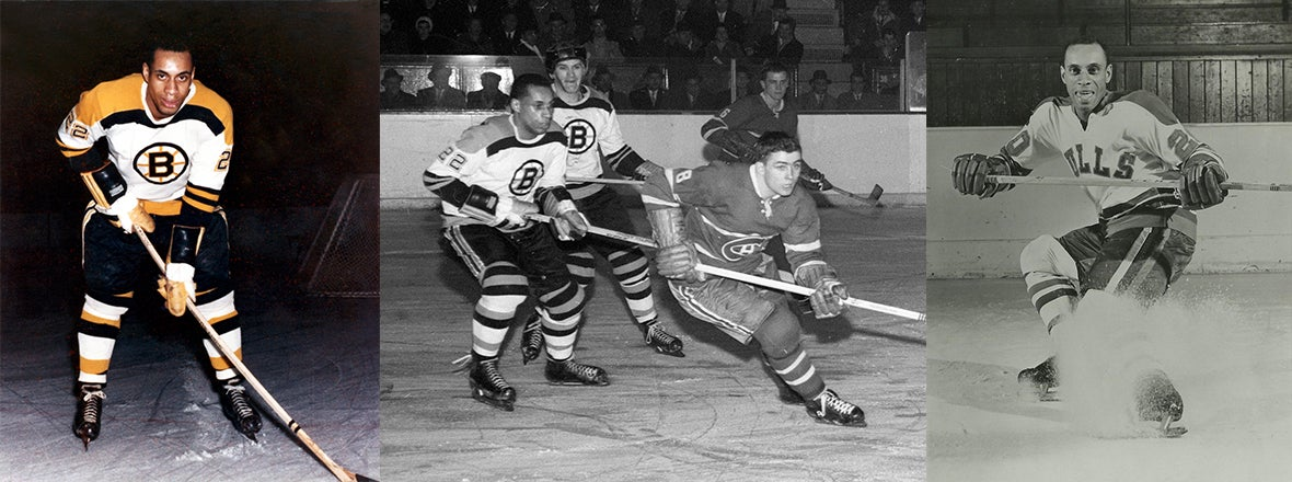 Willie O'Ree - 2018 Hockey Hall of Fame Inductee