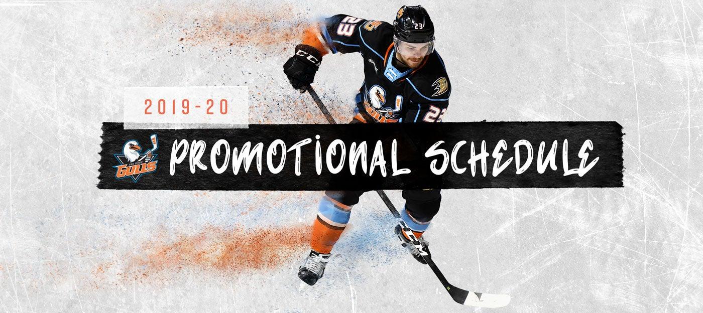 Promotions | San Diego Gulls