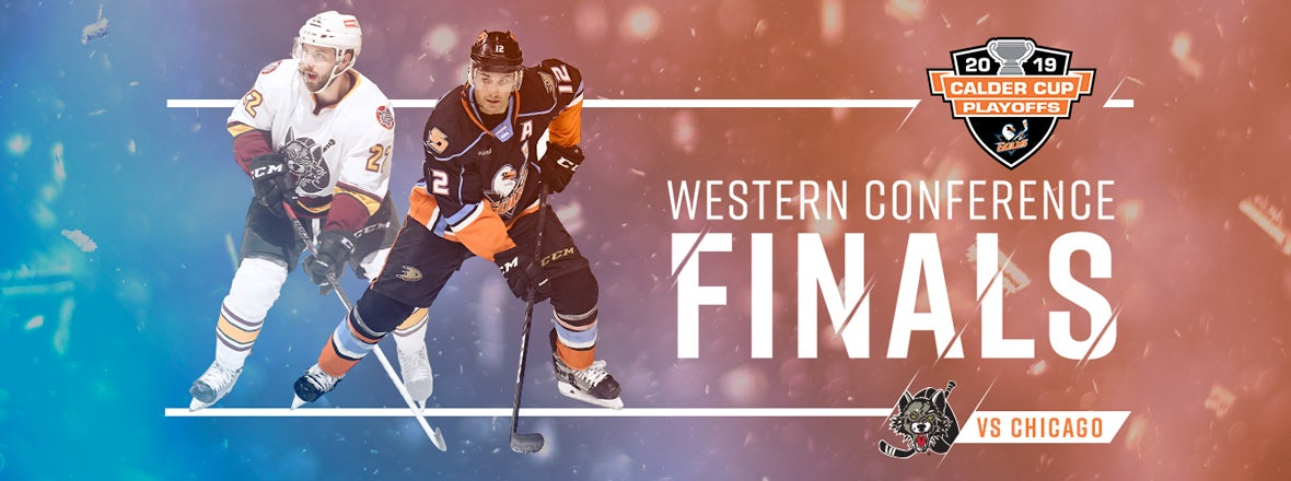 Gulls Advance to Western Conference Finals