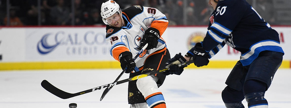 Ducks Recall Welinski, Assign Sustr to San Diego