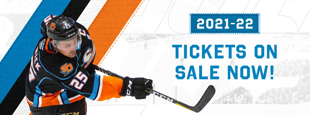 Single-Game Tickets On Sale Now