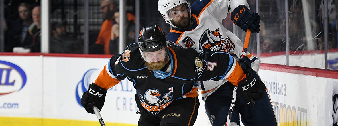 PREVIEW: Gulls at Condors