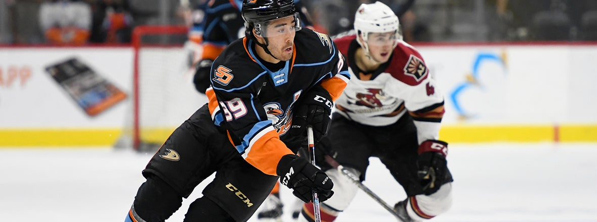 PREVIEW: Gulls at Tucson