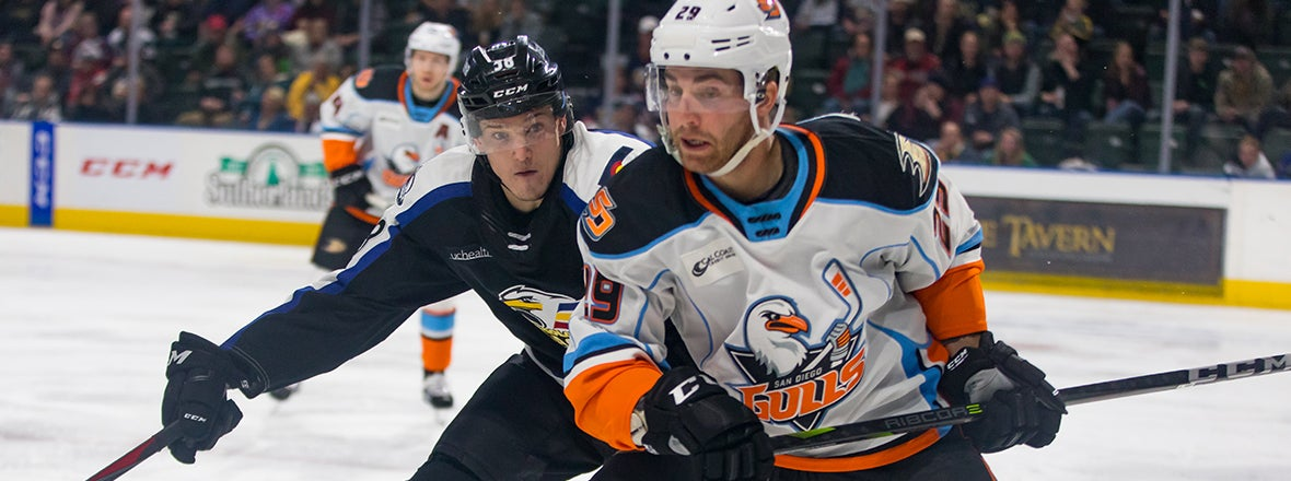 PREVIEW: Gulls vs. Eagles