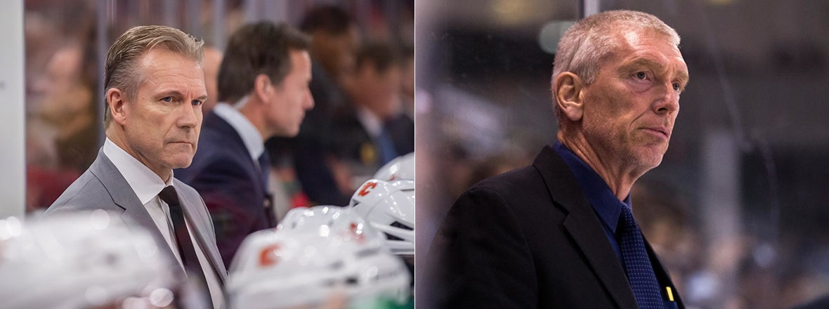 Ducks Name Ward, Stothers As Assistant Coaches