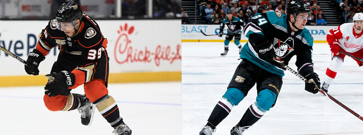 Ducks Recall Kossila and Sherwood, Assign Steel and Blandisi to San Diego