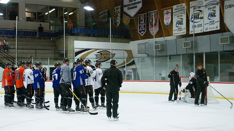 Gulls Announce 2018 Training Camp Roster, Begin Camp Today