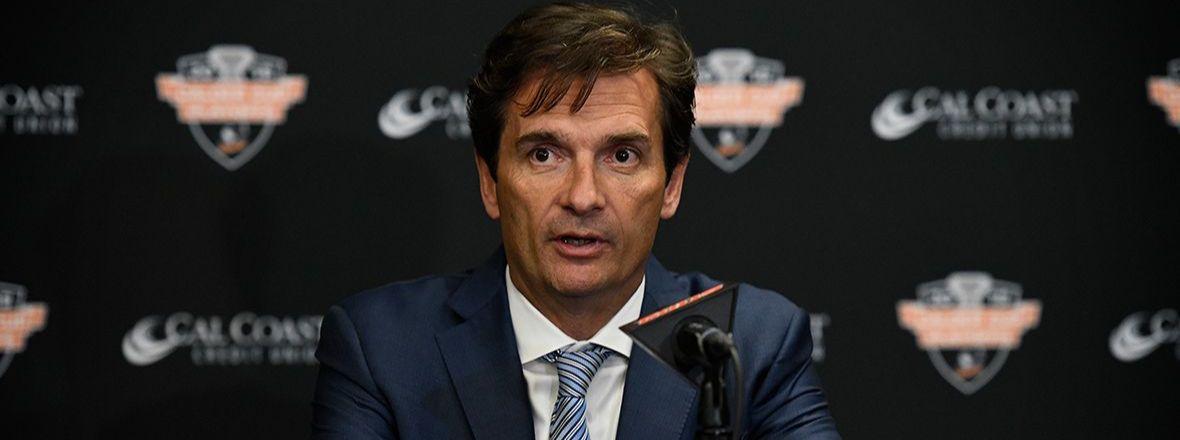 Stream: Ducks Introduce Eakins as Coach (12 p.m.)