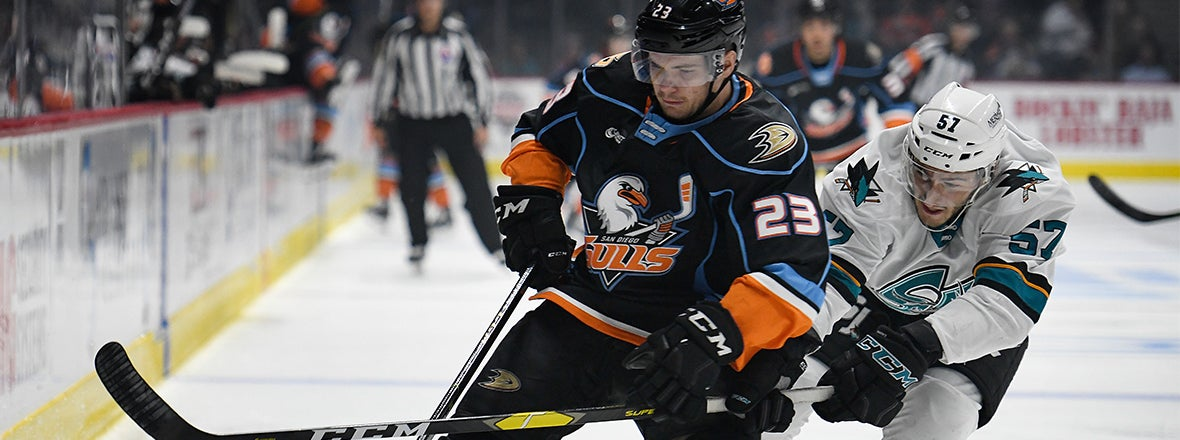 First Round Series Matchup: Gulls vs. Barracuda