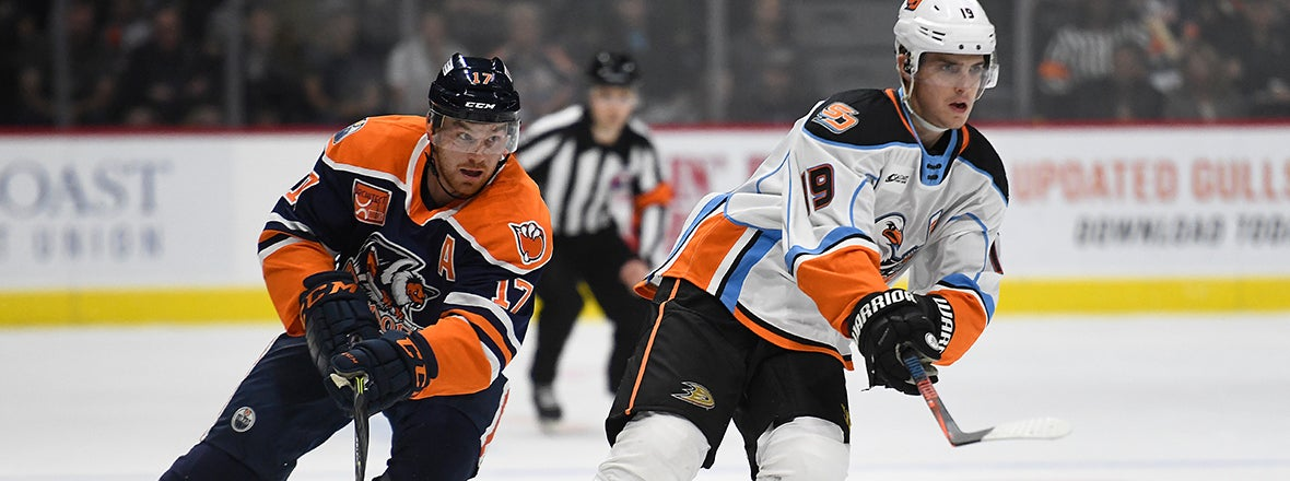 PREVIEW: Gulls Host Condors
