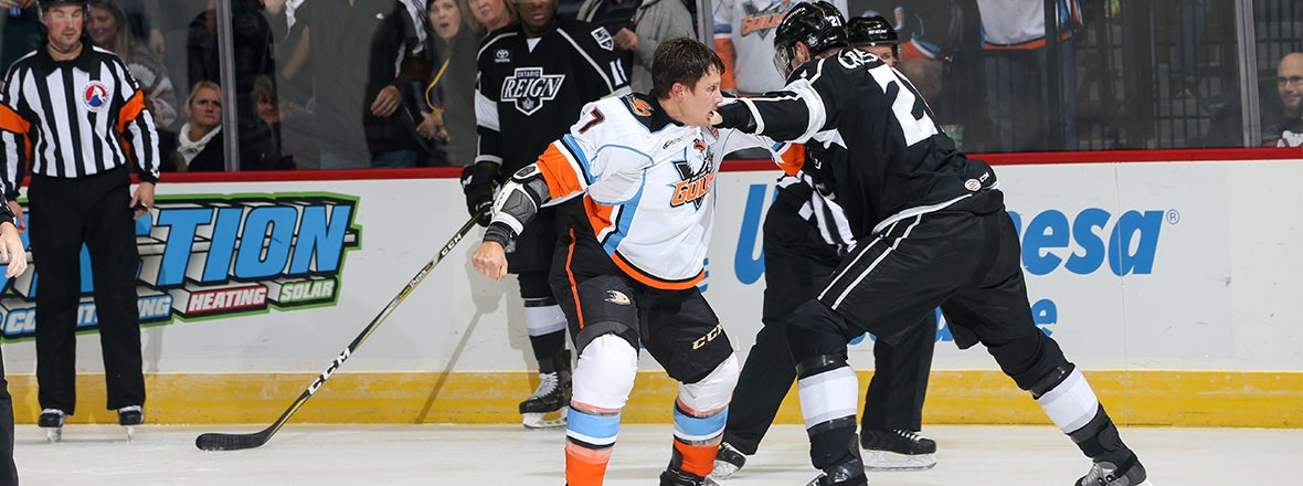 PREVIEW: Gulls vs. Reign