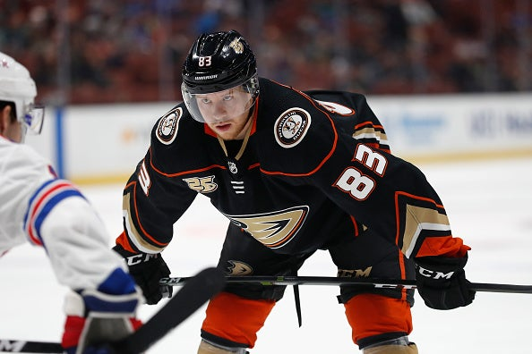 Ducks Reassign Kossila to San Diego