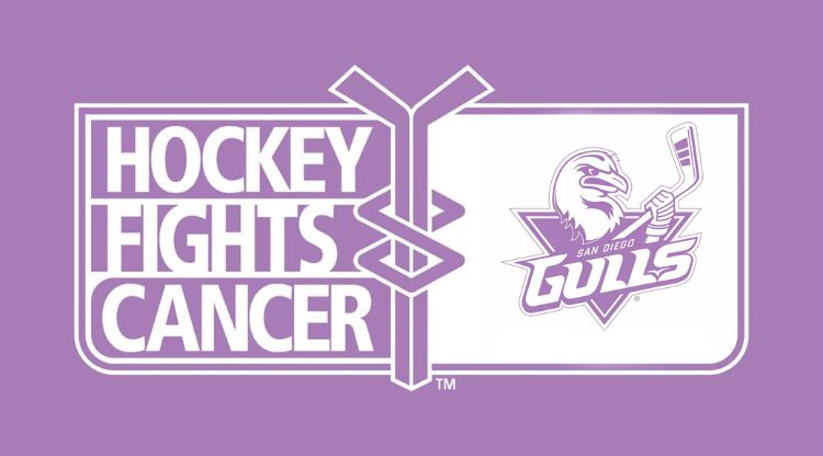 Hockey Fights Cancer Night