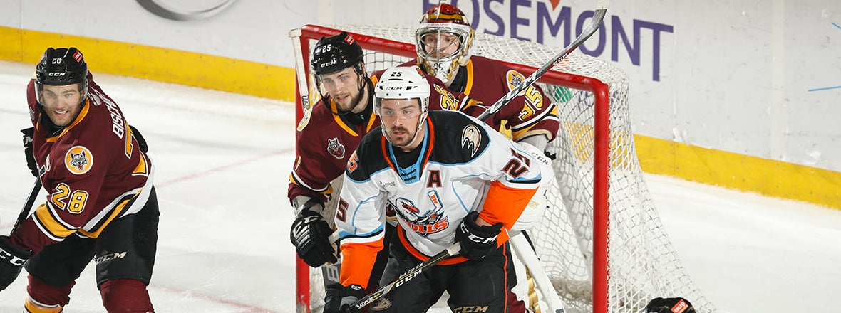 Game 3 Preview: Gulls vs. Wolves
