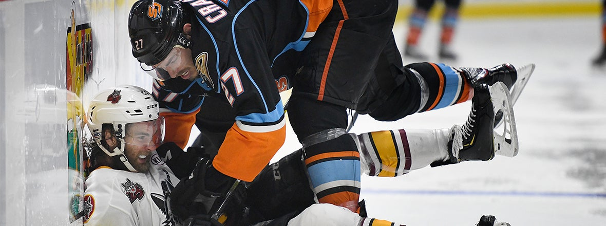Game 6 Preview: Gulls at Wolves